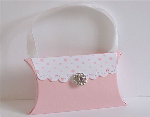 Big Shot Pillow Box Purse