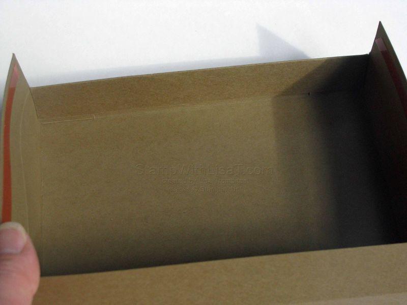 A4 Box Side Down