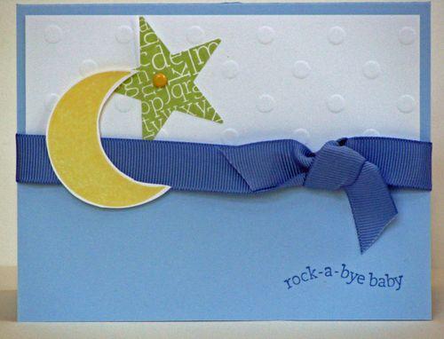 Nursery Necessities Moon Star
