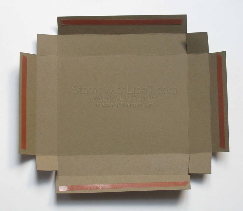 A4 Box Sticky Strip