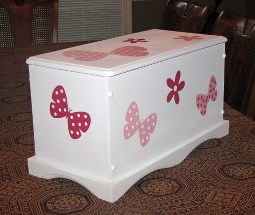 Decor Toy Box