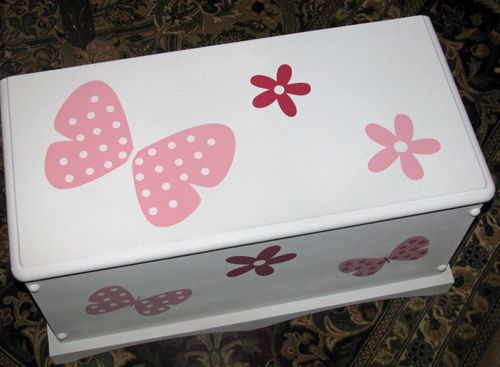 Decor Toy Box Top