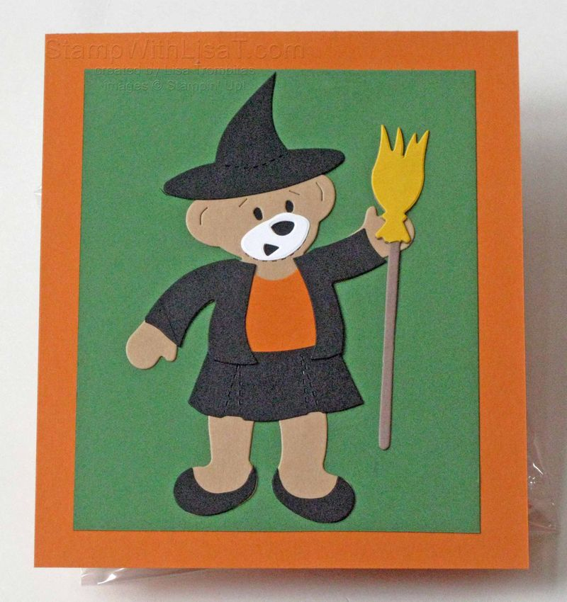 Build A Bear Halloween Witch