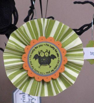 Halloween Tree Medallion