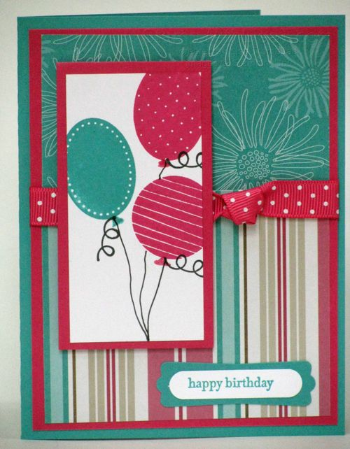 Scrapbook greeting cards wblqual scrapbooking birthday cards greeting card m4hsunfo Images